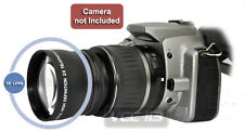 55mm 2X Tele-Photo Lens for Sony Alpha DT 18-55mm 18-70mm 50mm 75-300mm 55-200mm