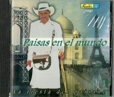 Paisas En El Mundo La Fiesta Del Paisano Latin Music CD New
