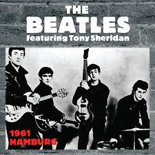 CD The Beatles featuring Tony Sheridan - Hamburg 1961