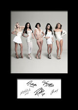 THE SATURDAYS #1 Signed Photo Print A5 Mounted Photo Print - FREE DELIVERY