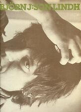 BJÖRN J : SON LINDH to be continued UK 1981 EX+ LP