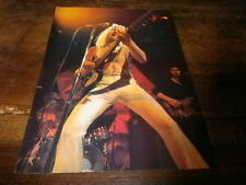 JOHNNY WINTER - Mini poster couleurs !!! VINTAGE 70'S !!!