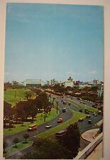PHILIPPINES, MANILA (TAFT AVENUE)  1960s VINTAGE POSTCARD
