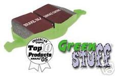 SHOGUN PAJERO 3.2DID BRAKE PADS EBC GREEN STUFF
