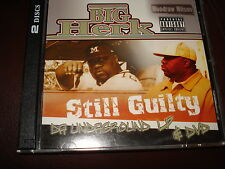 2 CD SET BIG HERK  STILL GUILTY  ULTRA-RARE / MINT! DETROIT MICHIGAN RAP