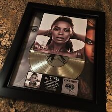 Beyonce I Am Sasha Fierce Platinum Record Disc Album Music Award MTV Grammy RIAA