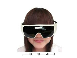 Eye Massage Glasses JAGO - Antistress with 24 Soft Sensors Free UK delivery