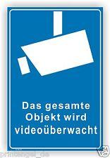 Schild,Aufkleber,Objekt,videoüberwachung,videoüberwacht,video,Warnschild, Vi46