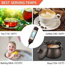Electronic Cooking Thermometer BBQ Meat Tea Digital Probe Cooking Kitchen Tool