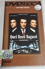QUEI BRAVI RAGAZZI (1990) - DVD ottime condizioni
