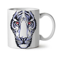 Face Wild Animal Tiger NEW White Tea Coffee Mug 11 oz | Wellcoda