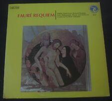 Fauré – Requiem Leibowitz Sauterneau Demigny Olympic Records OL – 8107 LP EX