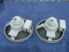 Altec Lansing Model 616 8A Duplex Pair Of Speakers (Working Order)