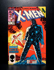 COMICS: Marvel: Uncanny X-Men #203 (1986), Secret Wars II tie-in - RARE