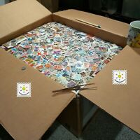 Worldwide Treasure Stamp Collection - 200 Different Stamps per Lot & Gift ($10)