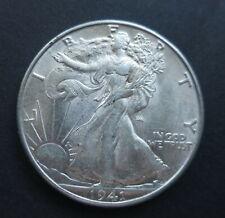 USA Half dollar 1941 D GEM UNC Walking liberty