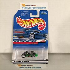 Go Kart #651 * GREEN * 1998 Hot Wheels * Y23