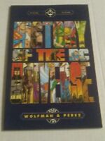 History of the DC Universe DC Comics Wolfman Perez Book Two #2