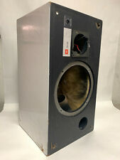 Vintage JBL Decade L26 Empty Speaker Cabinet with Crossover