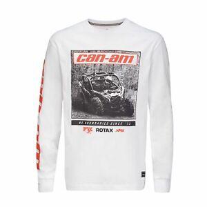 Can-Am Sander Long-Sleeve T-Shirt