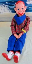 Vintage 1972 EEGEE National HOWDY DOODY Ventriloquist Dummy/Doll L@@K