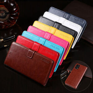 For Umidigi A11 Phone Case Luxury Magnetic Stand Flip Leather Wallet Cover