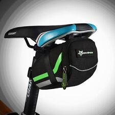 RockBros Bicycle Rear Seat Bag Pannier Cycling Bike Saddle Pouch Tail Storage