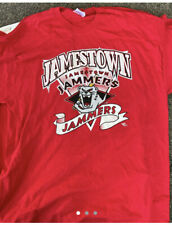 Old Jamestown Jammers MiLB T Shirt Lot XL 6th Man Sportswear
