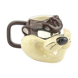 Looney Tunes TAZ Tasmanian Devil Taz Mug - coffee tea mug Warner Bros