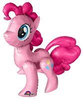 "My Little Pony Pinkie Pie 47"" 3D JUMBO AIRWALKER PARTY FOIL BALLOON PARTY Supply"