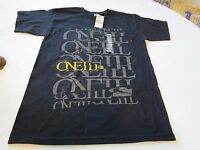 Men's O'Neill S small oneal fragile black T shirt surf skate 211S18127M NEW TEE