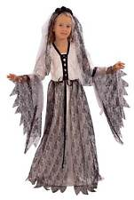CORPSE BRIDE (L), CHILDS FANCY DRESS COSTUME, KIDS HALLOWEEN