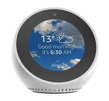 Amazon Echo Spot Smart Assistant - White