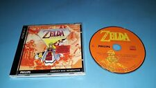 Jeu Philips CD-i Cdi Zelda The Wand of Gamelon complet