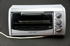 Black & Decker Electric Toast-R-Oven Toaster Broiler Countertop Oven TRO490W