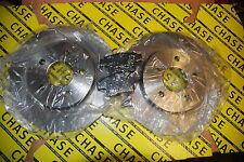 Ford Mondeo MK3 All Models 04-07 Rear Brake Discs And Pads