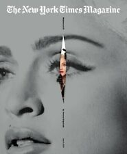 The New York Times Magazine Madonna 6/9/2019 MADONNA FEATURES IN NEW YORK TIMES