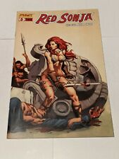 Red Sonja She-Devil With A Sword #6 2006 Dynamite Entertainment Comics VARIANT