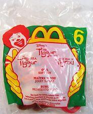 2000 Vintage McDonald's Happy Meal Disney The Tigger Movie Owl Toy Mip C10!