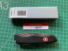 Victorinox Forester (black, 111 mm, 0.8363.3, liner lock)