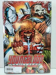 Youngblood | Volume 1 Hardcover | Rob Liefeld Joe Casey | Image | Sealed