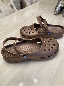 Ladies Crocs 6 Worn Once