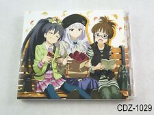 The Idolmaster Animation Master 06 Music CD Idolm@ster Japan Import US Seller