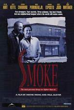 SMOKE Movie POSTER 27x40 Harvey Keitel William Hurt Stockard Channing Forest