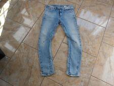 H4703 G-Star ARC 3D Tapered WMN Jeans W28 L34 Hellblau  Gut