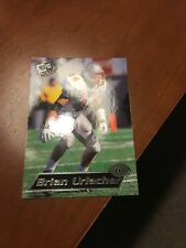 BRIAN URLACHER 2000 Press Pass ROOKIE card New Mexico Lobos Chicago Bears