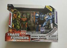 TransFormers Universe Autobot Ambush, Autobot ROADBUSTER & DIRGE 2x figure pack