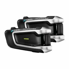 2 Interfoni / Interphone Cardo PACKTALK BOLD Duo DMC fino 15 utenti - 8 km
