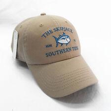 Southern Tide Big Fish Titile Original Skipjack Hat Cap $23 Khaki L
