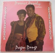 Le Prince Assaly Pagen Dange Volume 1 Rare LP Vinyl NM- Nice Shrink JR-012 Haiti